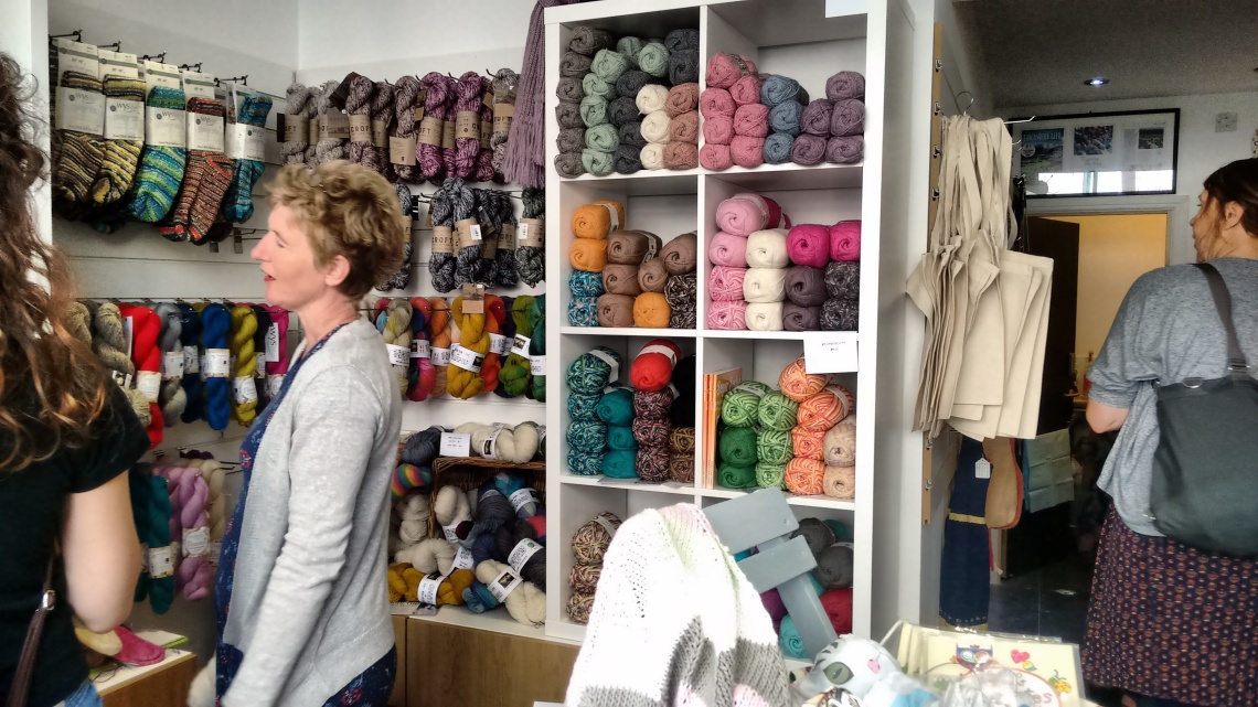 Northern Yarn Inside Shop