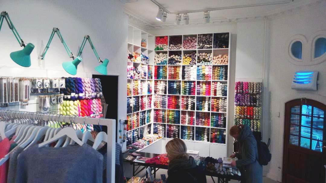 Yarn Freak Interior 2