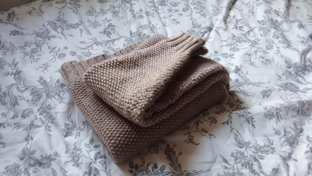 Michelle's sweater
