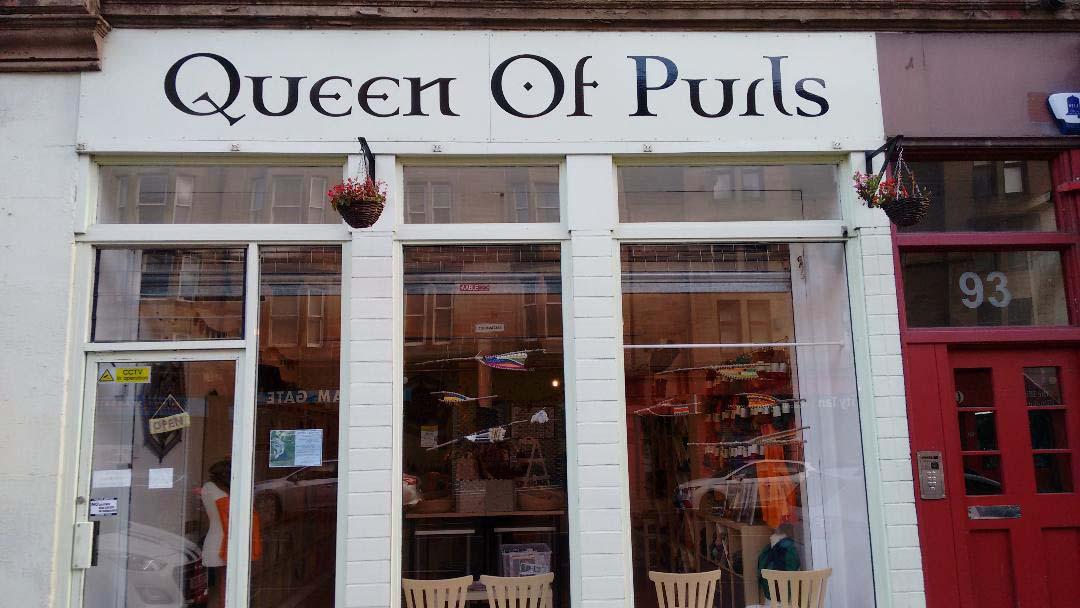 Queen of Purls Store Front