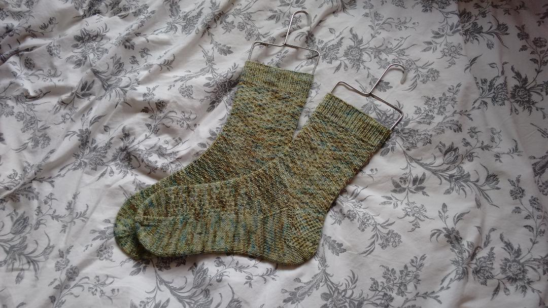 hermione's everyday socks week 4